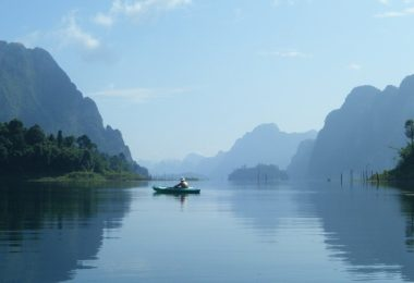 A Brief Guide to Kayaking and Where to Find Them